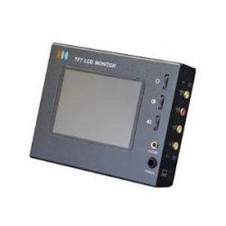 "Speco - VMS-2 - Speco Auria VMS-2 4"" LCD Monitor - 480 x 234 - 350 Nit - 250:1 - Speakers - 4.50 W - Black"