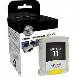 V7 - V7838A - Yellow Inkjet Cartridge, Yellow For HP Business Inkjet 1000, 1100d, 1100dtn,