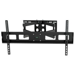 ViewZ - VZ-AM03 - ViewZ VZ-AM03 Mounting Arm for Flat Panel Display - 40 to 46 Screen Support - 132.28 lb Load Capacity - Black