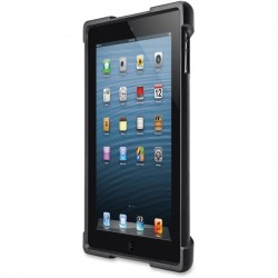 Belkin - B2A060-C00 - Belkin Air Shield Case - iPad 2, iPad 3, iPad with Retina display - Black, Gray - 72 Drop Height