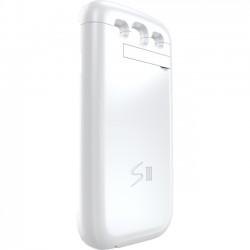 Mota / UNorth - MT-SS3W - MOTA Samsung S3 Extended Battery Case - White - 2600 mAh