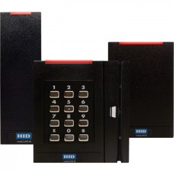 HID Global / Assa Abloy - 910EJNNAKE0000 - HID multiCLASS SE RP15 Smart Card Reader - Cable3.50 Operating Range