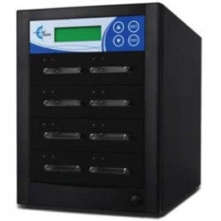 EZ Dupe - EZDCF7T - Pro 7 Target Cf Duplicator Stand-alone 4key Control W/ Lcd