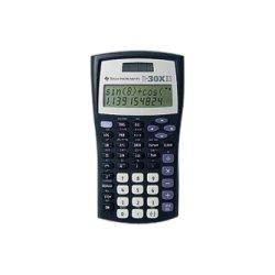 Texas Instruments - 30XIIS/TBL/1L1/AN - Texas Instruments TI-30X IIS Scientific Calculator - 2 Line(s) - 10 Digits - LCD - Solar Powered - Pink