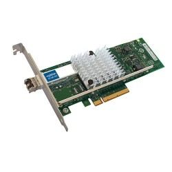 AddOn - 394793-B21-AOK - AddOn HP 394793-B21 Comparable 1Gbs Single SFP Port 550m Network Interface Card with 1000Base-SX SFP Transceiver - 100% compatible and guaranteed to work