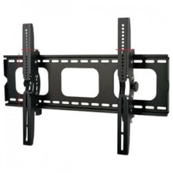 AVFI - WM-3755 - VFI WM-3755 Wall Mount for Flat Panel Display - 40 to 80 Screen Support - 250 lb Load Capacity - Steel - Black