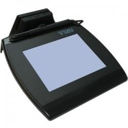 Topaz Systems - TM-LBK57GC-HSB-R - Topaz SigGem Color 5.7 with MSR - LCD - Active Pen - 4.60 x 3.40 Active Area LCD - 640 x 480 - USB