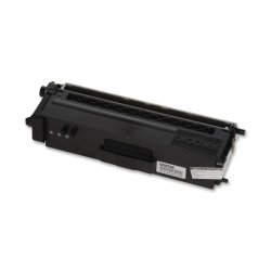 Brother International - TN310BK - Brother Genuine TN310BK Black Toner Cartridge - Laser - 2500 Pages - Black - 1 Each