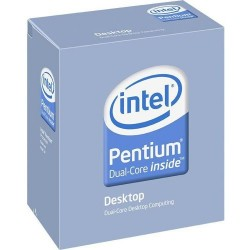 Intel - BX80557E2160 - Intel Pentium E2160 Dual-core 1.80GHz Processor - 1.8GHz - Retail
