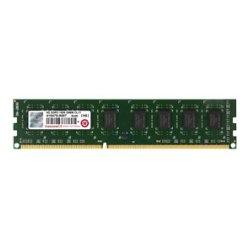 Transcend - JM1600KLH-4G - Transcend jetRAM 4GB DDR3 SDRAM Memory Module - 4 GB (1 x 4 GB) - DDR3 SDRAM - 1600 MHz DDR3-1600/PC3-12800 - 1.50 V - 240-pin - DIMM - OEM
