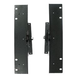 Tatung - TRK1706 - Tatung TRK-1706 Rack Mount - 15 to 17 Screen Support - 18 lb Load Capacity - Steel - Black