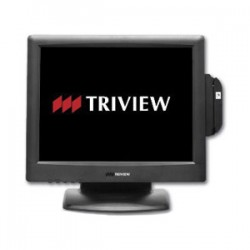 Tatung - TS15R-M - Tatung TS15R Triview Touch Screen Monitor - 5-wire Resistive - 1024 x 768 - XGA - 200 Nit