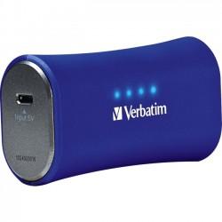 Verbatim / Smartdisk - 98358 - Verbatim Portable Power Pack, 2200mAh - Cobalt Blue