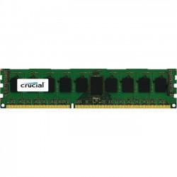 Crucial Technology - CT3K32G3ELSLQ4160B - Crucial 96GB (3 x 32 GB) DDR3 SDRAM Memory Module - 96 GB (3 x 32 GB) - DDR3 SDRAM - 1600 MHz DDR3-1600/PC3-12800 - 1.35 V - ECC - 240-pin - DIMM