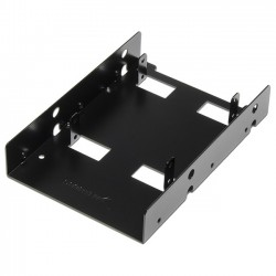 Sabrent - BK-HDDF - Sabrent BK-HDDF Drive Bay Adapter Internal - 2 x Total Bay - 2 x 2.5 Bay