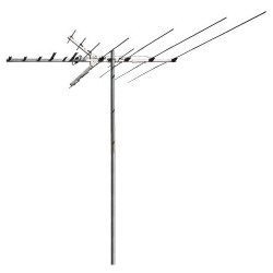 Voxx - ANT3037XR - RCA Outdoor Digital TV antenna - Upto 65 Mile Range - VHF, UHF - Outdoor, TelevisionYagi