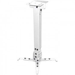Pyle / Pyle-Pro - PRJCM3 - PylePro PRJCM3 Ceiling Mount for Projector - 17.63 lb Load Capacity - White
