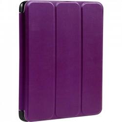 Verbatim / Smartdisk - 98409 - Verbatim Folio Flex Case for iPad Air - Purple - Scratch Resistant Interior, Smudge Resistant Interior