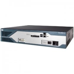 Cisco - CISCO2851-AC-IP-RF - Cisco 2851 Integrated Services Router - 4 x HWIC, 3 x PVDM - 2 x USB, 2 x 10/100/1000Base-T LAN