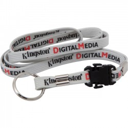 Kingston - FA-LYD-25P - Kingston Flash Accessory Lanyard