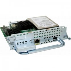 Cisco - NME-WAE-502-K9-RF - Cisco WAAS Network Module - 1 x 10/100/1000Base-T - 1 x Compact Flash Port