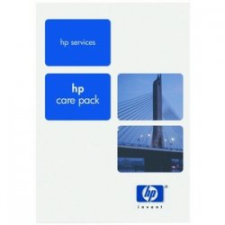 Hewlett Packard (HP) - UJ166E - HP Care Pack - 4 Year - Service - 9 x 5 Next Business Day - On-site - Maintenance - Parts & Labor - Physical Service