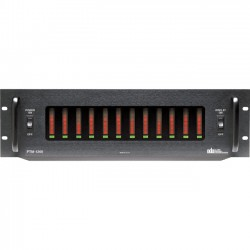 Audio Design Associates - PTM1260 - ADA PTM-1260 Amplifier - 900 W RMS - 12 Channel - Multizone - 0.1% THD - 20 Hz to 20 kHz - 1500 W