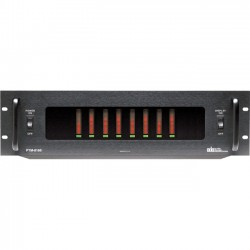 Audio Design Associates - PTM-8150 - ADA PTM-8150 Amplifier - 1200 W RMS - 8 Channel - Multizone - 0% THD - 20 Hz to 20 kHz - 1200 W