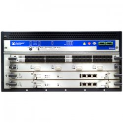 Juniper Networks - MX240BASE-AC-LOW - Juniper MX240 Ethernet Services Router Chassis - 3 x Dense Port Concentrator