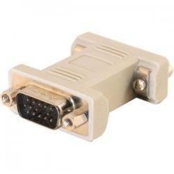 C2G (Cables To Go) - 09565 - C2G HD15 VGA M/F Port Saver Adapter - 1 x HD-15 Male - 1 x HD-15 Female - Beige
