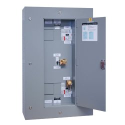 Tripp Lite - SU80KMBPK - Tripp Lite Wall Mount Kirk Key Bypass Panel 240V for 80kVA 3-Phase UPS - 220 V AC
