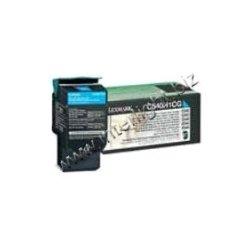 Lexmark - C540H4CG - Lexmark Toner Cartridge - Laser - High Yield - 2000 Pages - Cyan
