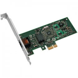 Intel - EXPI9301CTBLK-1PK - Intel Gigabit CT Desktop Adapter - PCI Express - 1 x RJ-45 - 10/100/1000Base-T - Internal