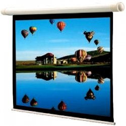 "Draper - 136103 - Draper Salara Plug & Play Electric Screen - 45"" x 80"" - Fiberglass Matt White - 92"" Diagonal"