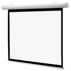 "Draper - 137008 - Draper Salara Series M Manual Projection Screen - 60"" x 80"" - Matte White - 100"" Diagonal"