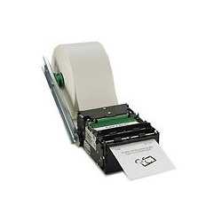 Zebra Technologies - 01972-000 - Zebra TTP 2020 Thermal Receipt Printers - 5.9 in/s Mono - 203 dpi