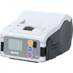 Sato - WWMB20000 - Sato MB200i Thermal Mobile Printer - Monochrome - 4 in/s Mono - 203 dpi - Serial, USB, Infrared
