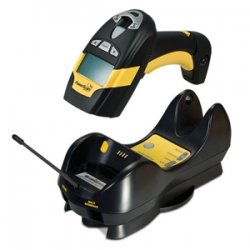 Datalogic - PM8300-910RBK2 - Datalogic PowerScan PM8300 Bar Code Reader - Wireless