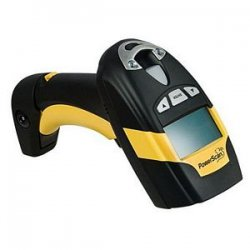 Datalogic - PM8300-D910RBK1 - Datalogic PowerScan M8300 Bar Code Reader - Wireless
