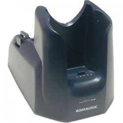 Datalogic - 94A151118 - Datalogic 94A151118 Single Ethernet Cradle - Wired - Handheld Device - Charging Capability - 1 x USB