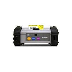 Sato - WWMB51000 - Sato MB400i Thermal Mobile Printer - Monochrome - 4 in/s Mono - 203 dpi - Serial, USB, Infrared