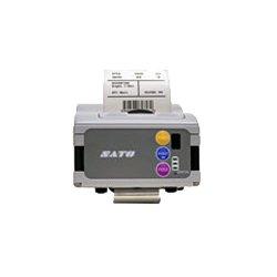 Sato - WWMB22070 - Sato MB200i Network Thermal Mobile Printer - Monochrome - 4 in/s Mono - 203 dpi - Serial, USB, Infrared - Bluetooth