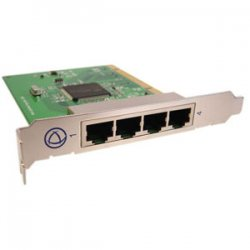 Perle Systems - 04003070 - Perle SPEED4 LE Serial Adapter - 4 x 9-pin DB-9 RS-232 Serial