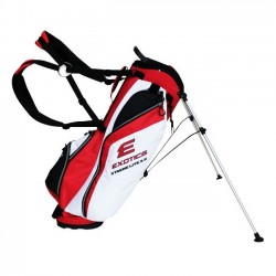 Tour Edge Golf - UBAEXSB08 - Exotics Xtreme Lite 3.5 Carrying Case for Golf Accessories - Red, White - Slip Resistant - Handle, Ring, Shoulder Strap