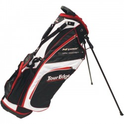 Tour Edge Golf - UBAHISB03 - Tour Edge Hot Launch 2 Carrying Case for Golf - Black, White, Red