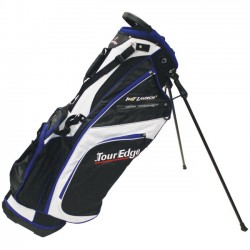 Tour Edge Golf - UBAHISB04 - Tour Edge Hot Launch 2 Carrying Case for Golf - Royal, White, Black