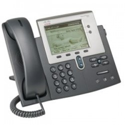 Cisco - CP-7942G++= - Taa Spare Uc Phone 7942