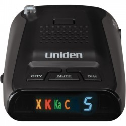 Uniden - LRD350 - Uniden LRD350 Radar Detector - Laser - 360 Detection