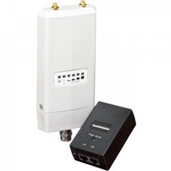 Fluidmesh Network - FM3100M-ENDO - Fluidmesh FM3100ENDO IEEE 802.11n 100 Mbit/s Wireless Bridge - ISM Band - UNII Band - 1 x Network (RJ-45)