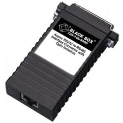 Black Box Network - IC520A-M - Black Box Asynchronous RS-232 To 2-Wire RS-485 Transceiver - 1 x DB-25 RS-232 Serial, 1 x RS-485 Serial